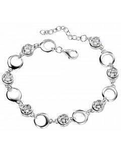 Mon-bijou - D3179 - Bracelet zirconia en argent 925/1000