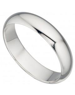 Bague anneau en argent 925/1000