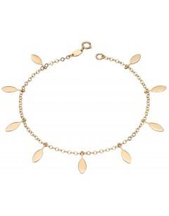 Mon-bijou - D448 - Bracelet tendance Or 375/1000