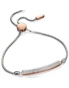 Mon-bijou - D4776 - Bracelet tendance en argent 925/1000