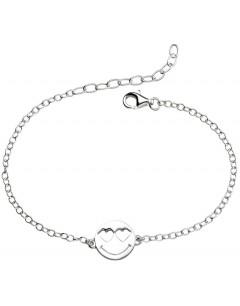 Mon-bijou - D4898 - Bracelet tendance en argent 925/1000