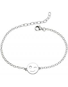 Mon-bijou - D4899 - Bracelet original en argent 925/1000
