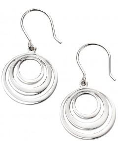 Mon-bijou - D5182 - Boucle d'oreille tendance en argent 925/1000