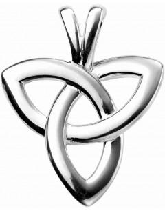 Mon-bijou - D4495 - Collier triangle celte en argent 925/1000