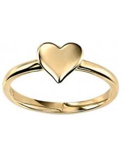 Mon-bijou - D324 - Bague Coeur en or 375/1000 carat