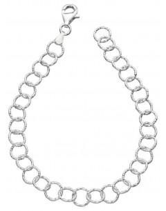Mon-bijou - D4326 - Bracelet original en argent 925/1000