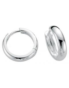 Mon-bijou - D3216a - Boucle d'oreille tendance en argent 925/1000