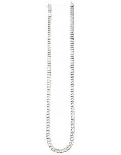 Mon-bijou - D3838 - Collier chic pour homme en argent 925/1000