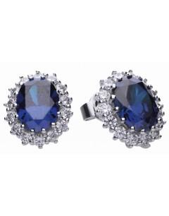 Mon-bijou - D5586 - Boucle d'oreille original en argent 925/1000
