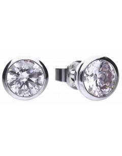 Mon-bijou - D5620 - Boucle d'oreille original en argent 925/1000