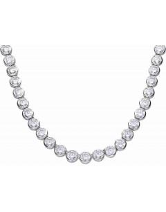 Mon-bijou - D4230c - Collier tendance en argent 925/1000