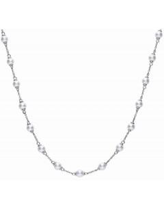 Mon-bijou - D4237 - Collier perle originale en argent 925/1000