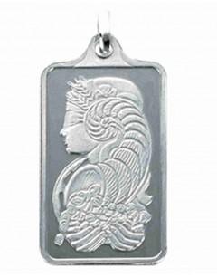Mon-bijou - D9010 - Collier Fortuna de qualité supérieur en argent 999/1000 …