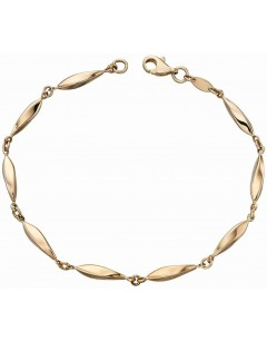 Mon-bijou - D456 - Bracelet original en or 375/1000