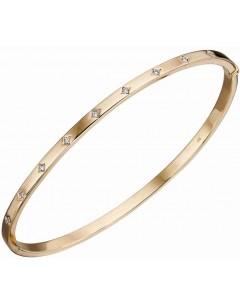 Mon-jou - D465 - Bracelet tendance en Or 375/1000