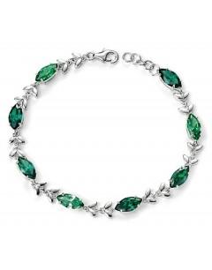 Mon-bijou - D4456c - Bracelet Chic en Argent 925/1000