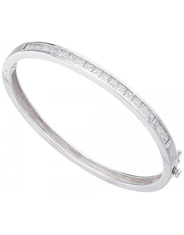 Chic Argent Chic Bracelet Bracelet En Bracelet Chic Zirconia Zirconia Zirconia En Argent CsthQxodrB