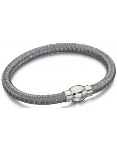 Mon-bijou - D4735c - Bracelets chic en nylon et acier inoxydable