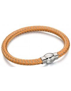 Mon-bijou - D4733 - Bracelets chic en nylon et acier inoxydable