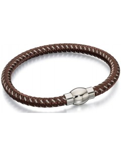 Mon-bijou - D4732 - Bracelets chic en nylon et acier inoxydable