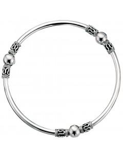 Bracelet celte en argent 925/1000