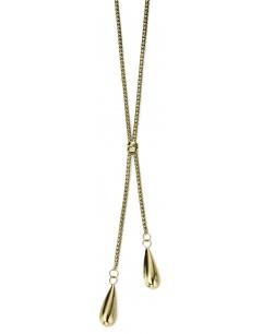 Mon-bijou - D237c - Jolie collier tendance en Or jaune 375/1000
