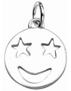 Mon-bijou - D4454 - Collier étoiles plein les yeux en argent 925/1000