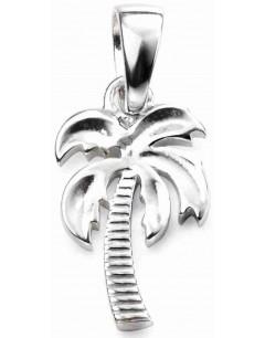 Mon-bijou - D4585 - Collier palmier en argent 925/1000