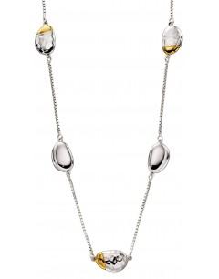 Mon,-bijou - D4370 - Collier chic plaqué or en argent 925/1000