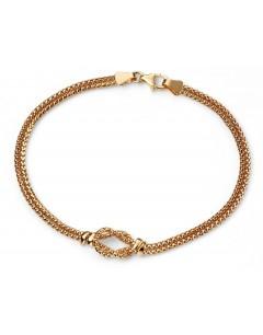 Mon-bijou - D429 - Bracelet tendance en Or 375/1000
