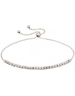 Mon-bijou - D443 - Bracelet Or blanc 375/1000