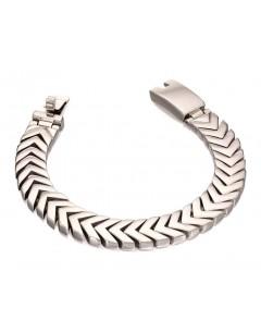Mon-bijou - D4996 - Bracelet tendance en acier inoxydable