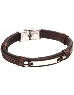 Mon-bijou - D5124 - Bracelet original en acier inoxydable