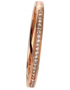 Mon-bijou - D513a - Bague en diamant or 375/1000