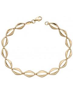 Mon-bijou - D487 - Bracelet en or 375/1000