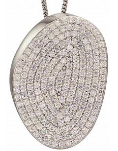 Mon-bijou - D4893a - Collier chic en argent 925/1000