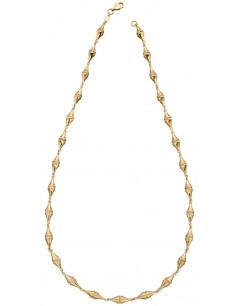 Mon-bijou - D351c - Collier tendance en or 375/1000