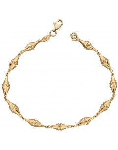 Mon-bijou - D496 - Bracelet tendance en or 375/1000