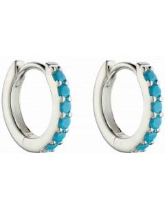 Mon-bijou - D6050 - Boucle d'oreille en argent 925/1000