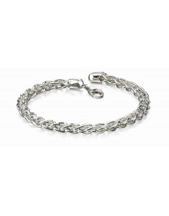 Mon-bijou - D4972a - Bracelet en acier inoxydable