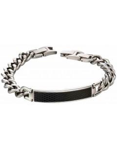 Mon-bijou - D5139a - Bracelet en acier inoxydable